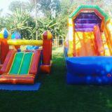 Fabrica Kids locação de brinquedos e buffet infant