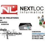 Nextloc - Locação de Projetores / Data show