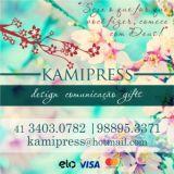 Kamipress - Design&Comunicação