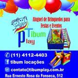 Aluguel de Brinquedos para festas e eventos