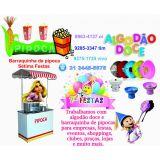 Eventos com pipoca e algodão doce ( Sétima Festas