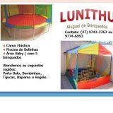 Lunithu Aluguel de Brinquedos