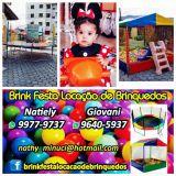 Brink Festa - Locação de brinquedos