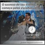 Junior Cunha- Assessoria de Eventos