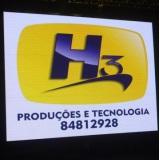 h3 Locações e Eventos