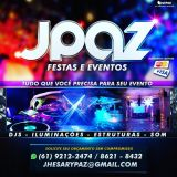 Jpaz Festas e Eventos Som DJ Iluminação Estrutura