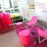 Meninas Fashion Pink