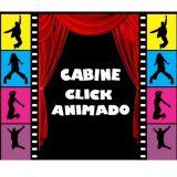 Cabine Fotográfica Click Animado - Varginha região