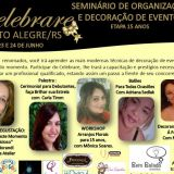 Curso de Organização e decoração de eventos