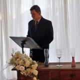 Celebrante Edyvan Silveira
