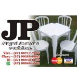 JP Aluguel de mesas e cadeiras