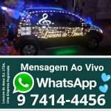 Mensagem ao Vivo Rio de Janeiro