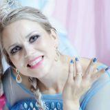 Rainha Elsa e Princesa Anna