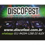 Discofest Dj, Som & Iluminação para Festas e Event