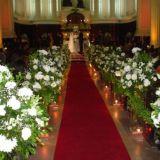 passarela vermelha casamentos,debutantes
