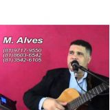 M. Alves: a música do seu evento
