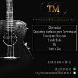 TM produção musical