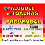 pp Aluguel de Toalhas e Artigos Provençal