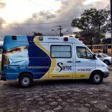 Plus Santé Ambulancia Curitiba