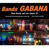 Banda Gabana-Formaturas,Casamentos e Corporativos.