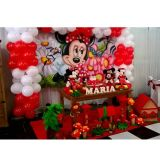 Pacotes completo para festa infantil para 50 convi