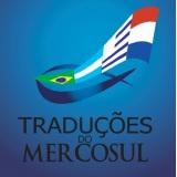 Traduções do Mercosul