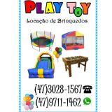 Aluguel de Brinquedos Play Toy