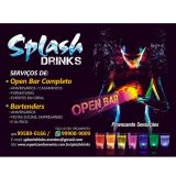 Splash Drinks Open Bar