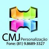 Cmj Personalização