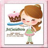 ArtCintiaPetrin - Decoração Buffet Cestas Matinais