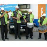 Banda Para Carnaval - Bandinha De Inauguração