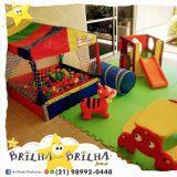 Brilha-Brilha Festas Aluguel de Brinquedos