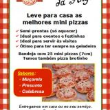 Mini Pizzas da Angel