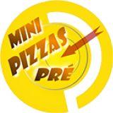 Mini Pizzas Pré
