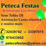 Peteca Festas