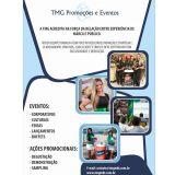 Promoções e Eventos
