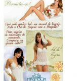 Chá de lingerie com produtos exclusivos