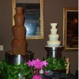Cor de Cacau - Cascatas de Chocolate