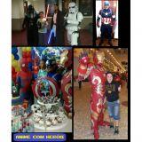 Anime com Heróis Petrópolis