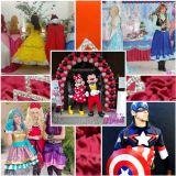 Frozen - Princesas - Heróis - Mickey e muito mais!