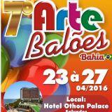 7º Arte Balões Bahia