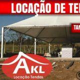 Locação de Tenda 10x10 - Ponta Grossa
