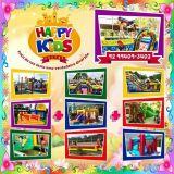 Happy Kids (Locação de brinquedos e Buffet infanti