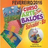 Curso Avançado de Arte com Balões - Salvador