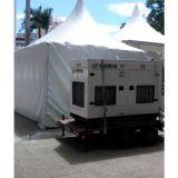 a twenty , banheiros quimicos, munk , tendas