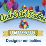 Andre art Balões Decorador e eventos