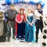 Show Frozen em sua festa