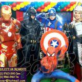 Show Heróis em Sua Festa