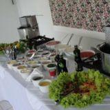 Buffet de massas em domicilio Familia Caggiano