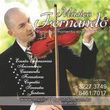 Músico Fernando